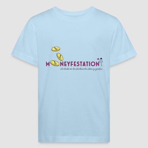 moneyfestation - Kinder Bio-T-Shirt