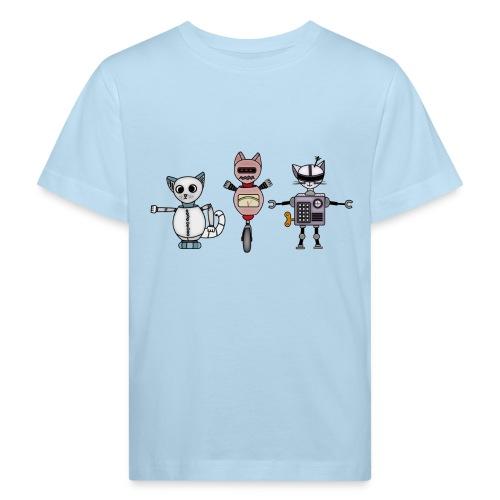 catbots - Ekologisk T-shirt barn
