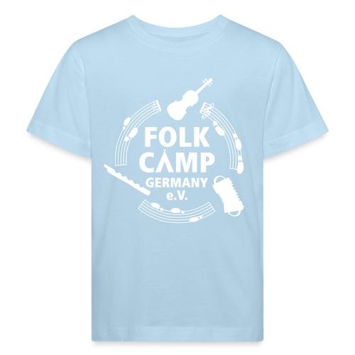 FCG Logo - Kinder Bio-T-Shirt