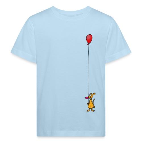 Luftballon - Kinder Bio-T-Shirt