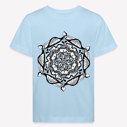 Mandala Flower - Kinder Bio-T-Shirt