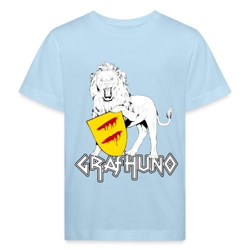 Ostfriesland Häuptlinge Graf Huno von Rastede - Kinder Bio-T-Shirt