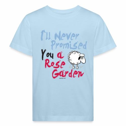 Hauskat Lammas paidat, tekstiilit- lahjatuotteet - Lasten luonnonmukainen t-paita