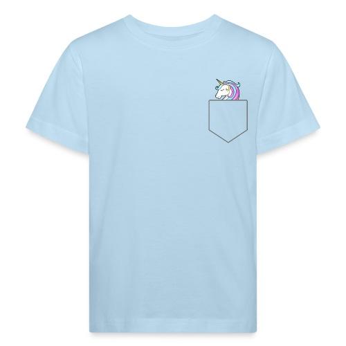 Lomme Enhjørning - Organic børne shirt