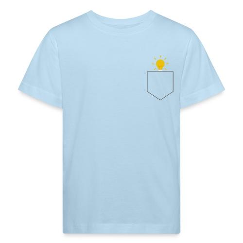 Lomme Lyspære - Organic børne shirt