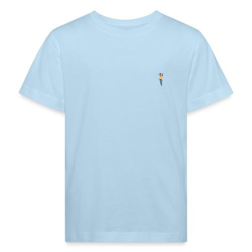 Color Stick Man - Organic børne shirt