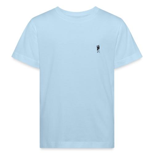 Two People Walking - Organic børne shirt