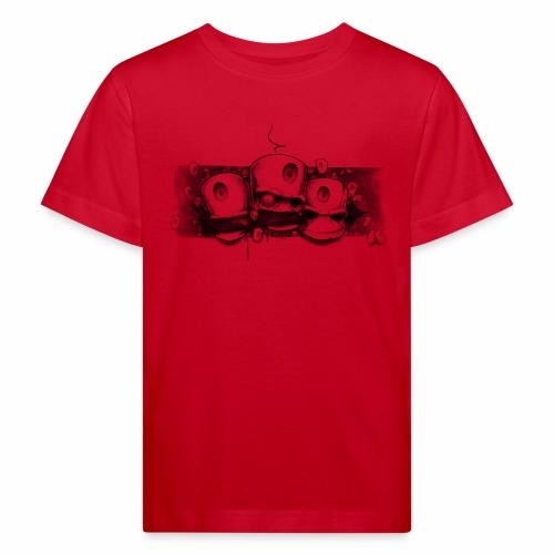 Dont ! Moe Frisco Ver01 - Organic børne shirt