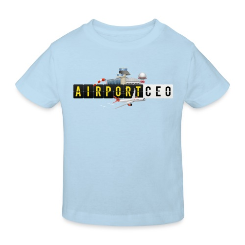 The Airport CEO - Kids' Organic T-Shirt