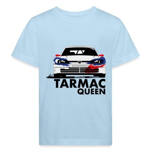 Tarmac Queen 306 Maxi Rally - T-shirt bio Enfant