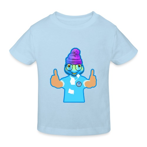 Trendy Turtle - Kids' Organic T-Shirt