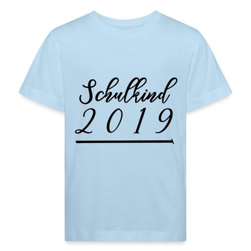 T-Shirt Schulbeginn - Kinder Bio-T-Shirt