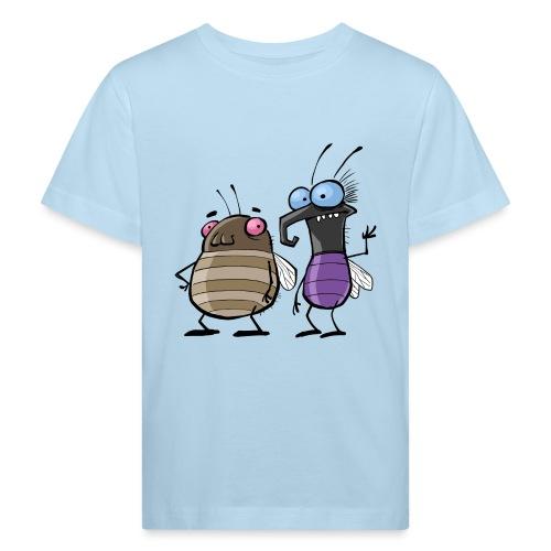 Teenager Premium Langarmshirt Insekten - Kinder Bio-T-Shirt