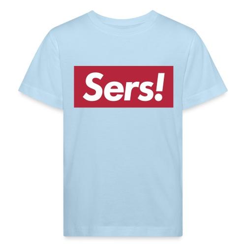 Sers - Kinder Bio-T-Shirt
