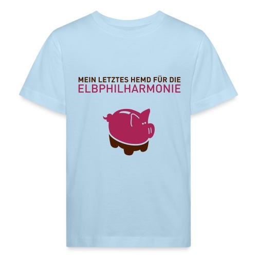 T-Shirt ElbSau - Kinder Bio-T-Shirt