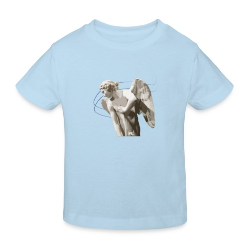 Angelo custode 1 - Maglietta ecologica per bambini