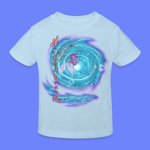 nixentraum - Kinder Bio-T-Shirt