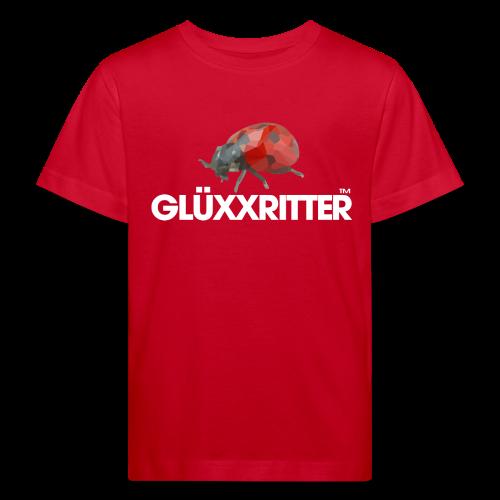 geweihbär GLÜXXRITTER - Kinder Bio-T-Shirt
