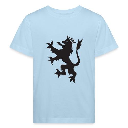 Escudo León - Camiseta ecológica niño