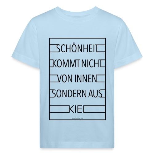 Kiel - Kinder Bio-T-Shirt