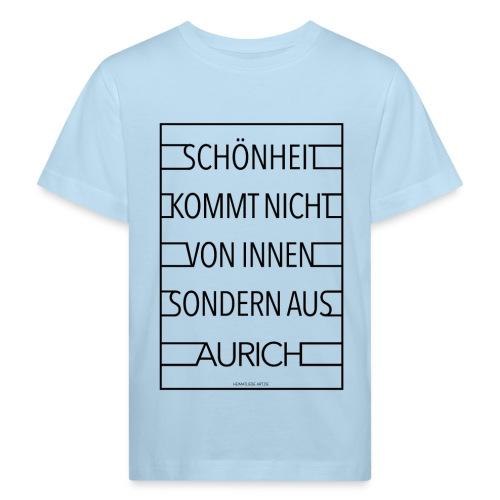 Aurich - Kinder Bio-T-Shirt