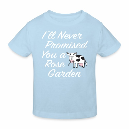 Hauskat Lehmä paidat, tekstiilit- ja lahjatuotteet - Lasten luonnonmukainen t-paita