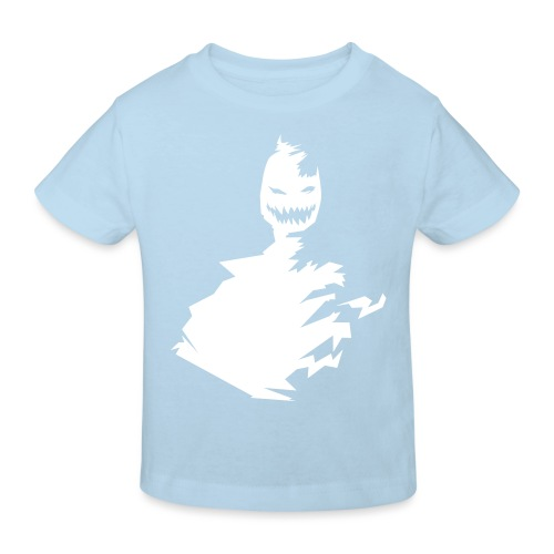 t-shirt monster (white/weiß) - Kinder Bio-T-Shirt