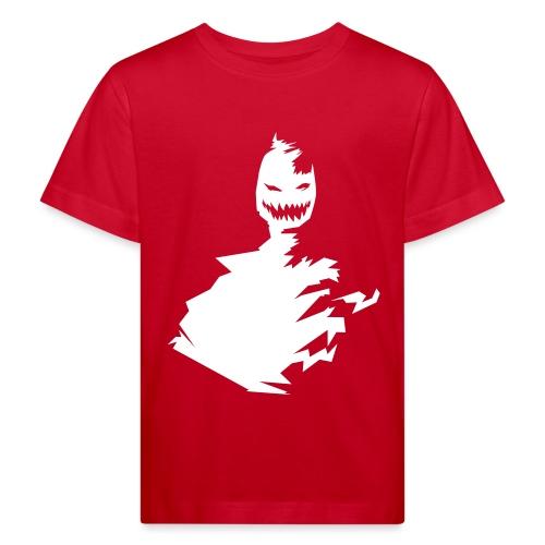 t-shirt monster (white/weiß) - Kinder Bio-T-Shirt