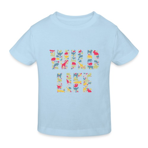 Wild Life - Kinder Bio-T-Shirt