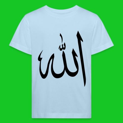 Allah - Kinderen Bio-T-shirt