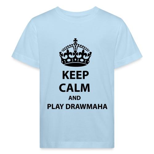 Play Drawmaha - Ekologisk T-shirt barn