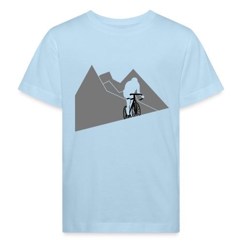 Kletterer - Kinder Bio-T-Shirt