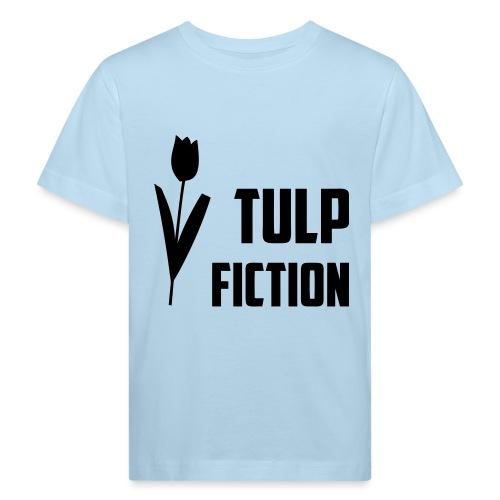 Tulp Fiction - Kinderen Bio-T-shirt