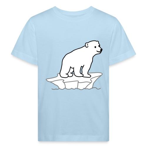 Eisbaer - Kinder Bio-T-Shirt