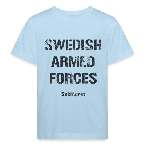 Swedish Armed Forces - Ekologisk T-shirt barn