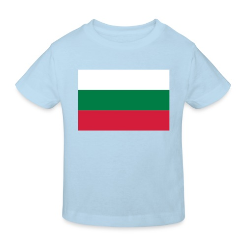 Bulgaria - Kinderen Bio-T-shirt