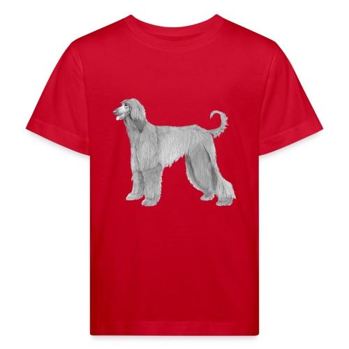 afghanskMynde - Organic børne shirt