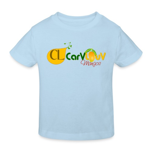 CarVlouV - Camiseta ecológica niño
