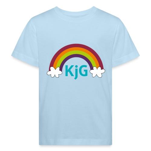 Regenbogen - Kinder Bio-T-Shirt