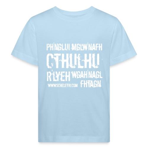 Cthulhu - Maglietta ecologica per bambini