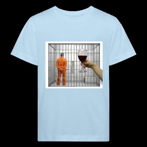 TRISH02 png - Kids' Organic T-Shirt