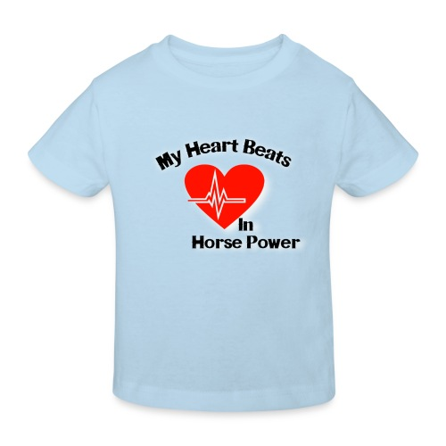 02AABAF3 3746 4EE6 85BE 504B3A819A0E - Kinder Bio-T-Shirt
