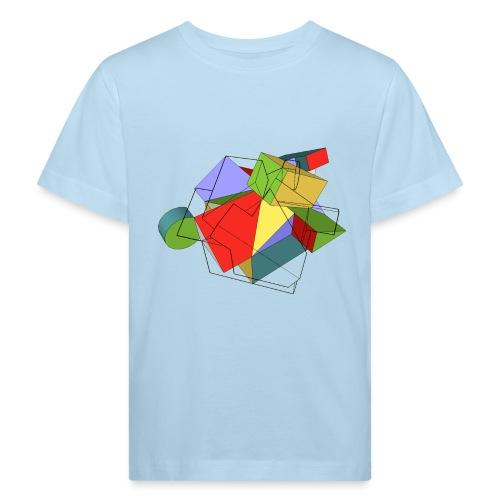 Architektur 001 - Kinder Bio-T-Shirt