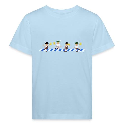 Der Maibaum-Coup - Kinder Bio-T-Shirt
