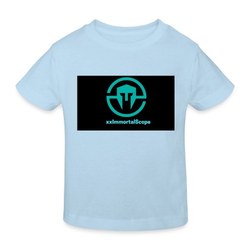 xxImmortalScope throwback - Kids' Organic T-Shirt
