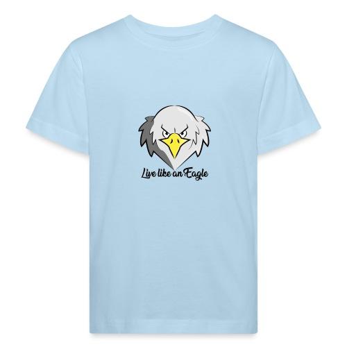 Eagle Live - Camiseta ecológica niño