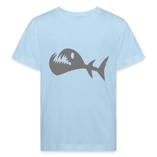 Kampf-Schwimmer1 - Kinder Bio-T-Shirt