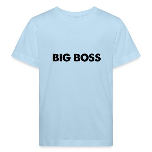 Big Boss - Kinder Bio-T-Shirt