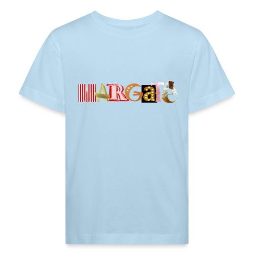Margate Colours - Kids' Organic T-Shirt