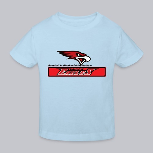 Eagles Emblem - Kinder Bio-T-Shirt